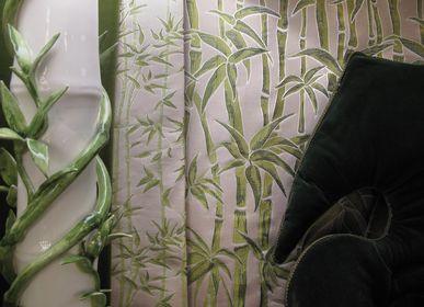 Tissus - Tissus de bambou - ANNAMARIA ALOIS SAN LEUCIO