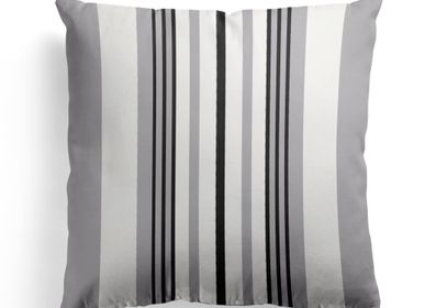 Fabric cushions - Donibane Poivre Cotton Cushion Cover - LA MAISON JEAN-VIER