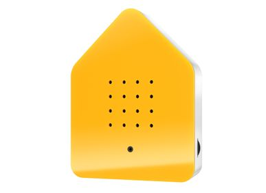 Gifts - Zwitscherbox - yellow - RELAXOUND