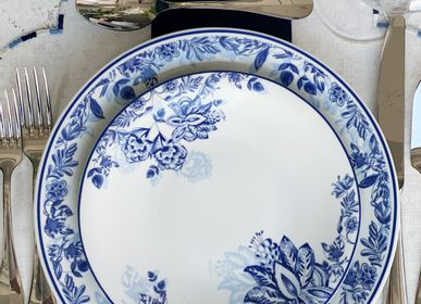 Everyday plates - Royal Garden Collection Dessert Plate - FERN&CO.