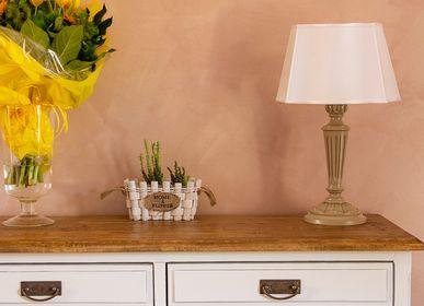 Table lamps - 055/P/Tortora Laccato - DI BENEDETTO LAMPADE