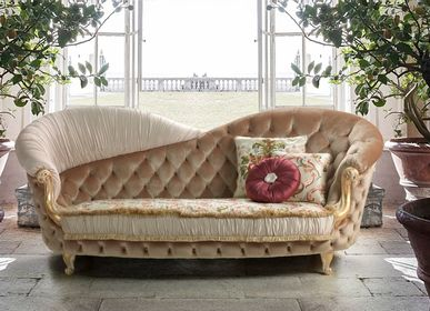 Sofas - GRACE LUXURY SOFA - G&G ITALIA SRL
