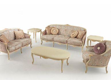 Sofas - ROSE LUXURY SOFA - G&G ITALIA SRL
