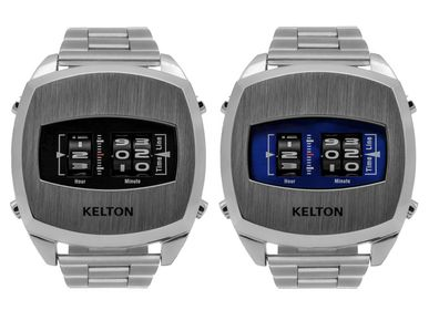 Watchmaking - Millenium blue/black - KELTON