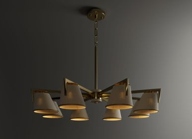 Hanging lights - Santos Suspension Lamp - CREATIVEMARY