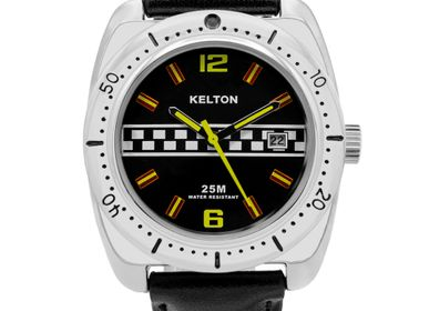 Watchmaking - Racing black - KELTON