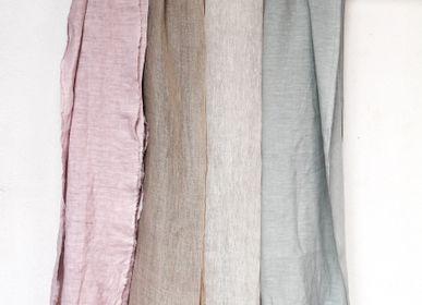 Scarves - Linen Scarves - GIARDINO SEGRETO