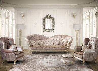 Sofas - SILVY LUXURY SOFA - G&G ITALIA SRL