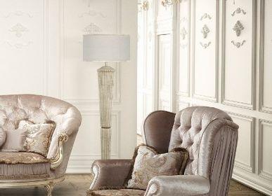 Armchairs - BERGE LUXURY ARMCHAIR - G&G ITALIA SRL