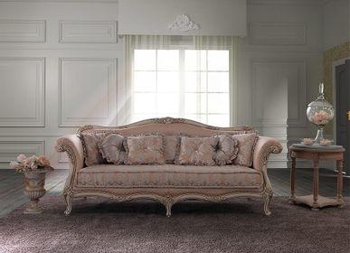 Sofas - CLASSIC LUXURY SOFA - G&G ITALIA SRL