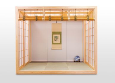 Partitions - WASHITSU (Japanese sectional type chamber) - KIKUCHI JAPAN