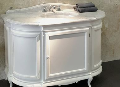 Hotel bedrooms - Bathroom furniture 8558 in Neoclassical style - BIANCHINI & CAPPONI