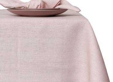 Linge de table textile - Nappes en lin - GIARDINO SEGRETO