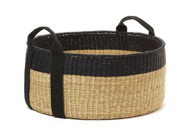 Decorative objects - CARRY BASKET - MUUÑ
