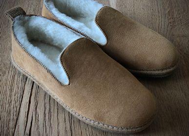 Shoes - Pantoufles en peau de mouton  - TERGUS