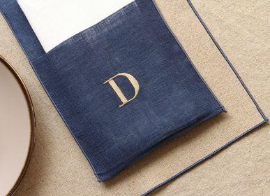 Linge de table textile - Accessoires de table - GIARDINO SEGRETO