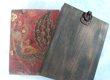 Objets personnalisables - Tuile en bois - STUDIOSVE