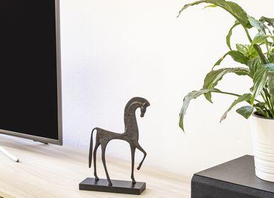 Sculptures, statuettes and miniatures - CAVALLO - SIMONCINI ART