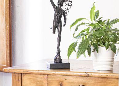 Sculptures, statuettes and miniatures - MERCURIO - SIMONCINI ART