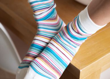 Socks - Striped Socks pack for Women - MIA ZIA