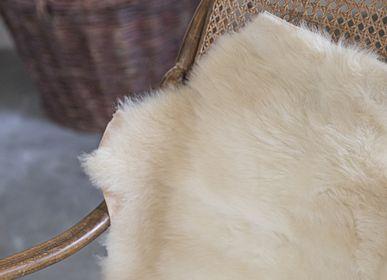Tapis - Peau d'agneau lainée - LAINES PAYSANNES