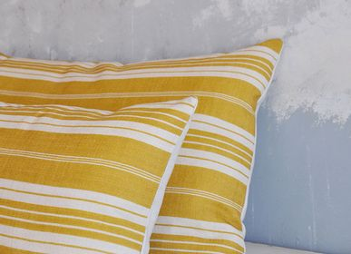 Fabric cushions - Cushion 30*40 LEONIE - HERITAGE STUDIO