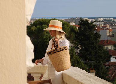 Chapeaux - Chapeau Riviera Orange - LASTELIER