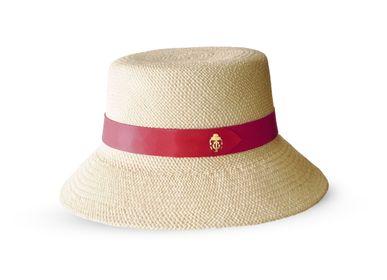 Chapeaux - Chapeau Riviera Rouge - LASTELIER