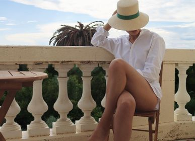 Chapeaux - Chapeau Riviera Vert - LASTELIER
