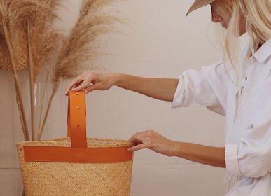 Sacs et cabas - Sac Borneo Orange - LASTELIER