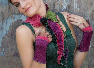Bijoux - Poignets plissés avec volants en tulle - ATELIER DU REQUISTA
