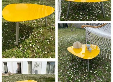 Design objects - LOW TABLE MEDIATOR GIGOGNE - LP DESIGN