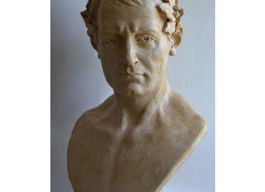 Sculptures, statuettes et miniatures - Buste de Napoléon Bonaparte - TODINI SCULTURE