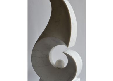 Table lamps - Lamp - marble sculpture - TODINI SCULTURE