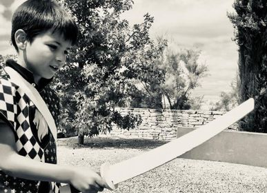 Jouets enfants - Le sabre de Takeda, sabre de samouraï en bois à construire - MANUFACTURE EN FAMILLE