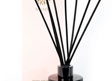 Gifts - Peony & Oud Luxury Reed Diffuser - NUHR