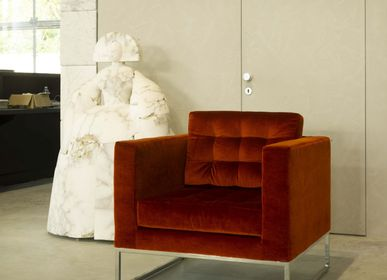 Sofas for hospitalities & contracts - Vogue - QUINTI SEDUTE