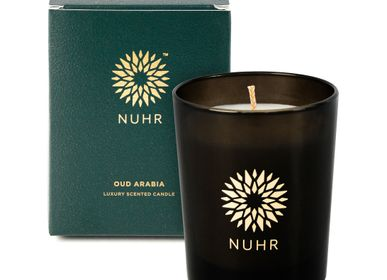Cadeaux - Oud Arabia Luxury Scented Candle - NUHR