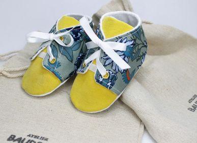 Vêtements enfants - Chaussures bébé, 3/6 mois - ATELIER  BAUDRAN