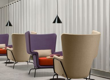 Loungechairs for hospitalities & contracts - Hip  - QUINTI SEDUTE