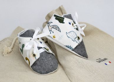 Children's apparel - Baby shoes 3/6 months - ATELIER  BAUDRAN