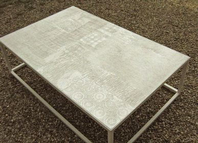 Coffee tables - RECTANGLE COFFE TABLE - ALICE CORBETTA