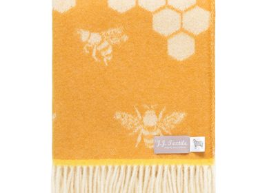 Throw blankets - Bee Throw - J.J. TEXTILE LTD