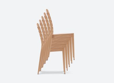 Chairs for hospitalities & contracts - Lux - PIANI BY RIGISED