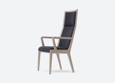 Chairs for hospitalities & contracts - Megan - PIANI BY RIGISED