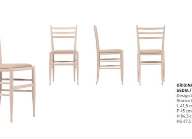 Chairs for hospitalities & contracts - Original Chair - PIANI BY RIGISED