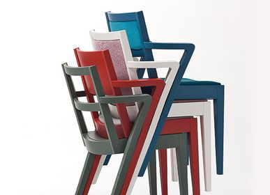 Chairs for hospitalities & contracts - Arena - PIANI BY RIGISED