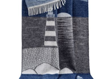 Plaids - Lighthouse Throw - J.J. TEXTILE LTD