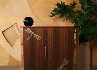 Sideboards - LIBELLULA VETRINE FOR SHOES - EXTROVERSO