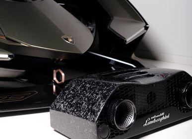 Enceintes et radios - AVALÁN Automobili Lamborghini - IXOOST - ARTISTIC AUDIO